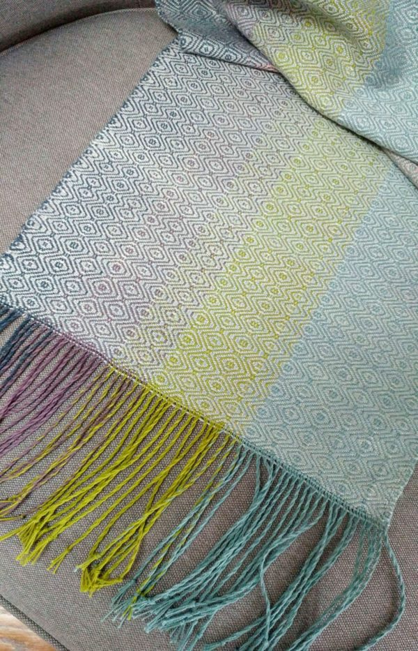 Woven Twill Scarf