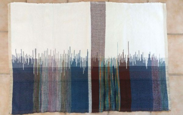 Handwoven Rug / Wall-hanging